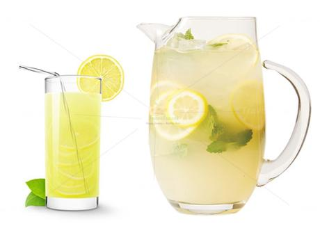 Lemonade Summer Drink