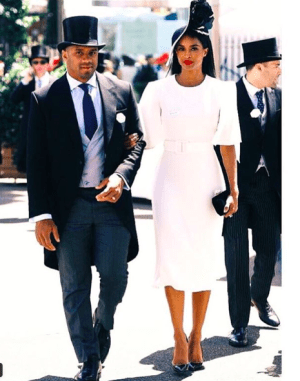 "[Pics!] Russell Wilson & Ciara attend Royal Ascot ""Ladies Day"""
