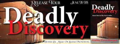 Release Tour - Deadly Discovery by Alathia Paris Morgan