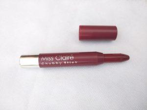 Miss Claire Chubby LipStick Shade 39
