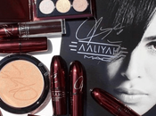 Launched Aaliyah Limited Edition Makeup Line