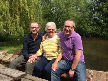 Jenny, Jack and Liam