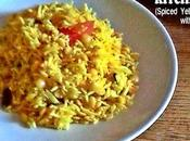 Kitchree (spiced Yellow with Rice) Recipe