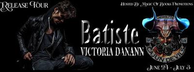 Release Tour: Batiste by Victoria Danann