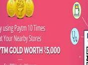 Paytm Gold Offer Times Worth 5000