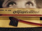 During Victorian Times, Mascara Wasn't Cleaner Safer. Ladies Tightly Corseted Gibson Girl-era Home-cooked from Ashes Lampblack (the Soot Lamps).