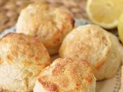 Extra Fluffy Lemon Buttermilk Scones Interesting Because Juice Really Make Fluffier!