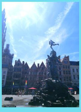 This weekend in Antwerp: 29th, 30th June, & 1st July