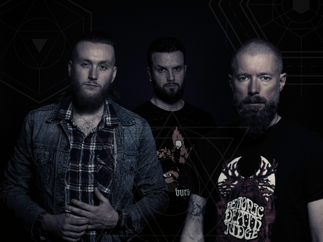 Swedish Sci-Fi Themed Doom Power Trio,