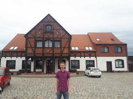 My Tranquil Stay at Folwark Żuławski near Elbląg in Polish Countryside