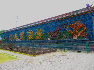 Beyond The City Walls... Datong, China!
