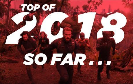 TOP OF 2018 SO FAR