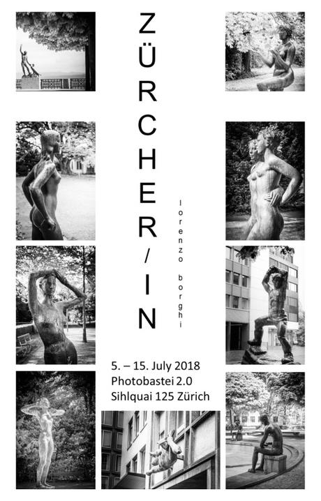 ZÜRCHER/IN, the new ARTBorghi photo exhibition opens July 5.