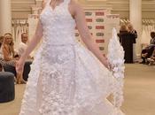 Ronaldo Cruz Winner 14th Annual Toilet Paper Wedding Dress Contest