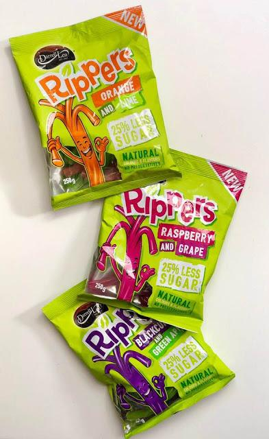 REVIEW • Darrell Lea Rippers