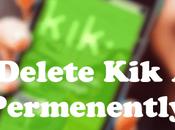 Deactivate Delete Account Permanently