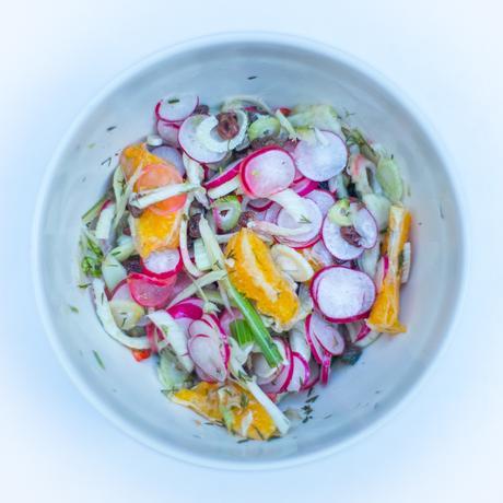 Fitness On Toast Faya Blog Healthy Recipe Girl Diet Lighter Choices Summer Salad Fennel Citrus_
