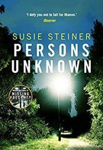 Talking About Persons Unknown (DS Manon #2) by Susie Steiner with Chrissi Reads