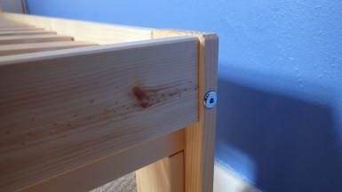 Ikea Neiden Bed Assembly