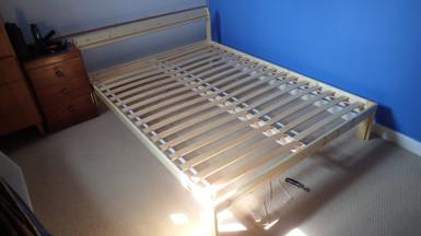 Ikea Neiden Bed Assembly