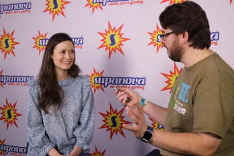 Exclusive Interview with Summer Glau!