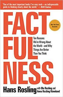 BOOK REVIEW: THE WORLD IS MUCH BETTER OFF THAN YOU THINK