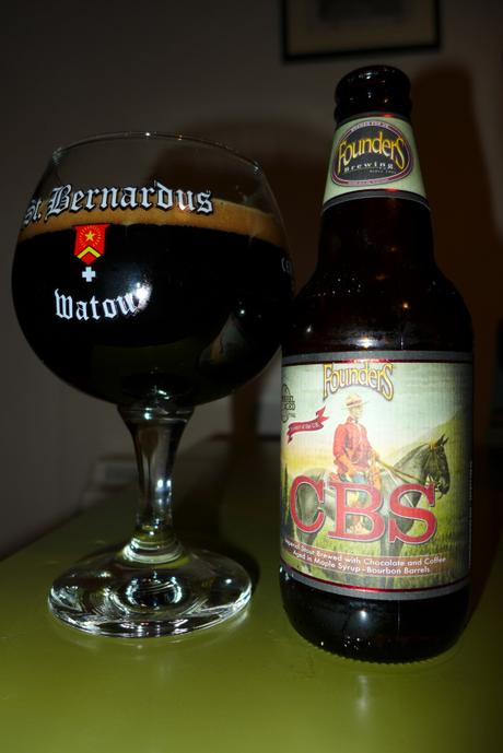 Tasting Notes: Founders: CBS – Canadian Breakfast Stout
