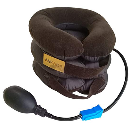 The travel pillow is a scientifically proven neck support pillow, holds neck and head in ergonomic position to provide enough neck support. Airplane pillow: a perfect neck pillow for airplane travel, softly support your neck in a better way than any other travel pillows. The travel pillow is fully adjustable to almost any size and can be used for adults and kids. Portable: when air is released, the travel pillow can be as small as your palm. Natural silk eye mask included: made of 100% top-quality natural mulberry silk on BOTH sides, hypoallergenic, great for men/women with sensitive skin, feel smooth against your skin.