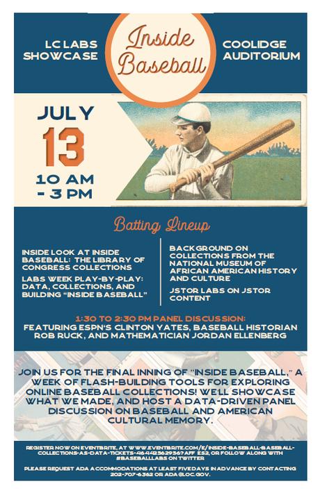Baseball Americana: Library of Congress