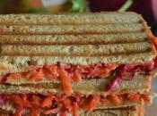 Beetroot Carrot Sandwich Recipe, Make Mayo Easy Beet