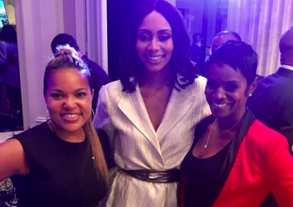 Singer Keri Hilson launches Foundation in Atlanta