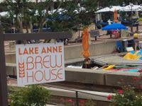 W&OD Bike Trail: Reston to Lake Anne Brew House