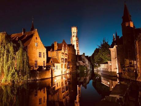 In Beautiful Brugge