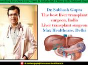 Searching Liver; Travel India Done Subhash Gupta