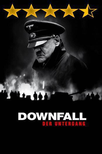 ABC Film Challenge – World Cinema – D – Downfall (2004)
