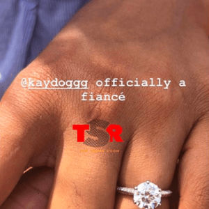 Chance The Rapper Chicago style engagement to Kristen Corley