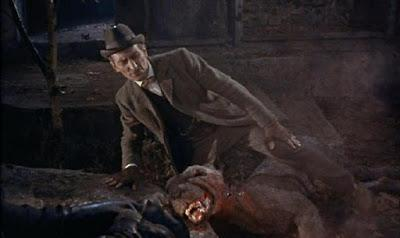 Wednesday Horror: The Hound of the Baskervilles (1959)