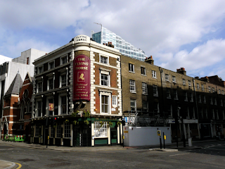 Sun Street and The Flying Horse