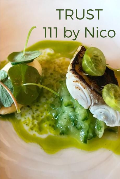 Food: TRUST 111 by Nico, Glasgow