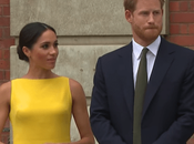 Meghan Markle Stuns Yellow Commonwealth Event with Prince Harry
