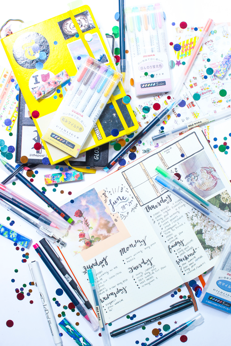 How to START a bullet journal (literally the only guide you need)