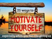 Easy Ways Stay Motivated When Want Give