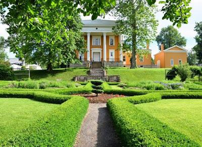 Must See Indiana Historic Mansions Along The Ohio River