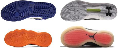 Basketball Shoe Soles - How to Choose Basketball Shoes