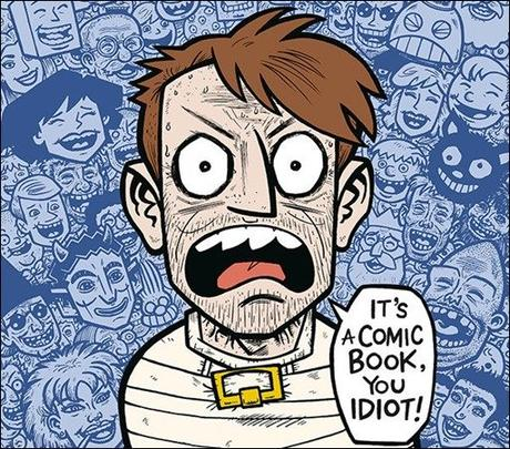 Preview: Dork HC by Evan Dorkin (Dark Horse)
