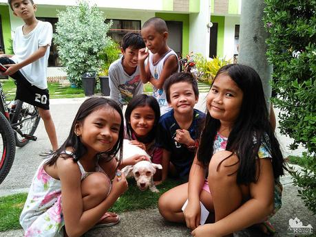 Polly and Astana Kids