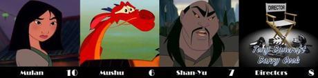 Franchise Weekend – Mulan (1998)
