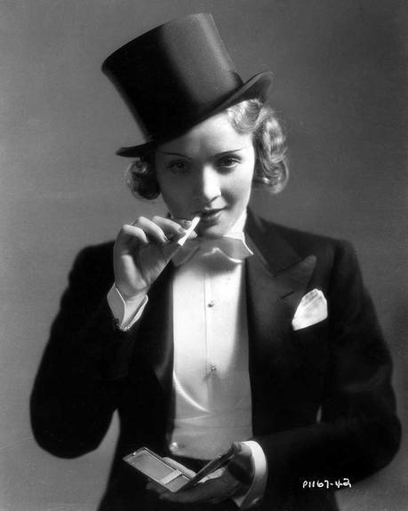 Marlene Dietrich 1930---Travis-Banton