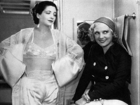 Kay-Francis-&-Lilyan-Tashman-in-Girls-About-Town-1931---Travis-Banton-costumes
