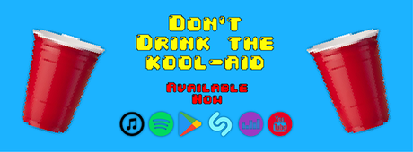 About 'Drinking' and 'Feasting', metaphorically speaking: imaginative singer/songwriter Ali Ingle pipes up with eloquently euphonious two-single release 'Don't Drink The Kool-Aid' & 'Belly Of A Beast'